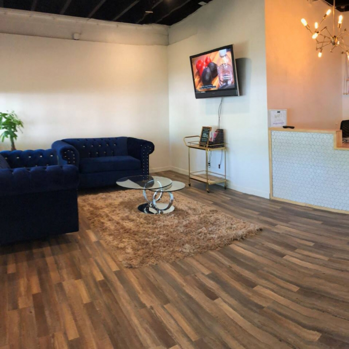 Lounge and relax at Arxegoz Beauty salon in Renton Wa