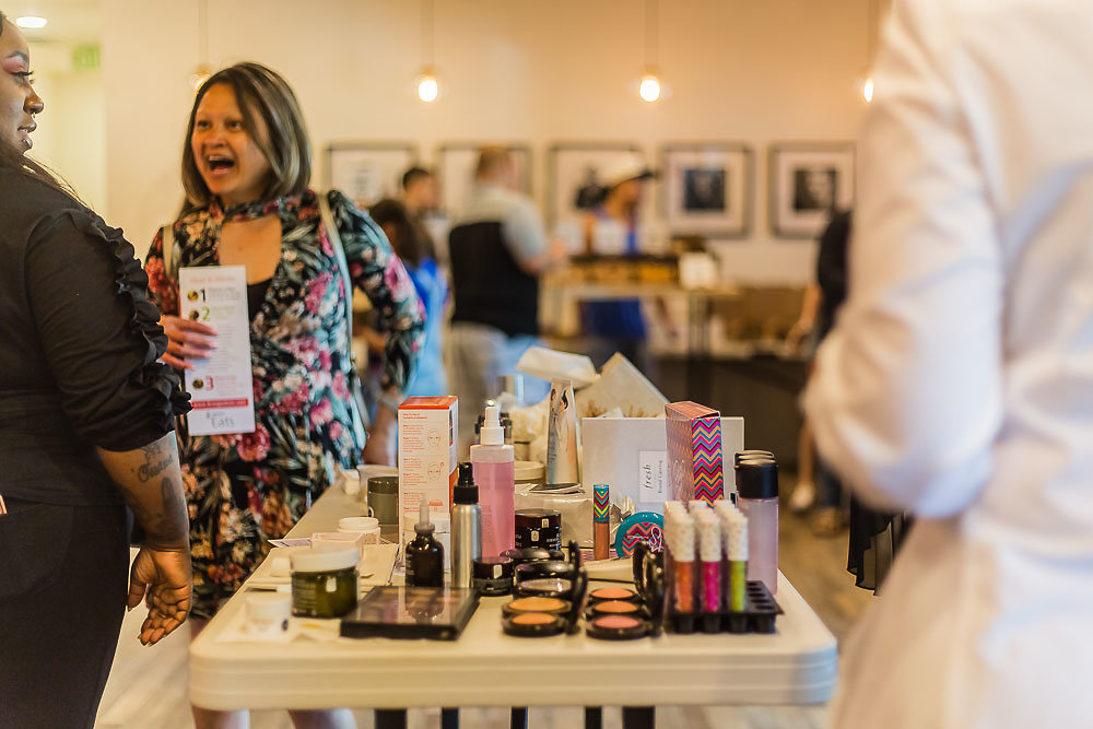 Arxegoz Beauty Pop Up Guest Make over