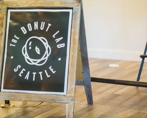 Arxegoz Beauty Pop Up Donut Lab
