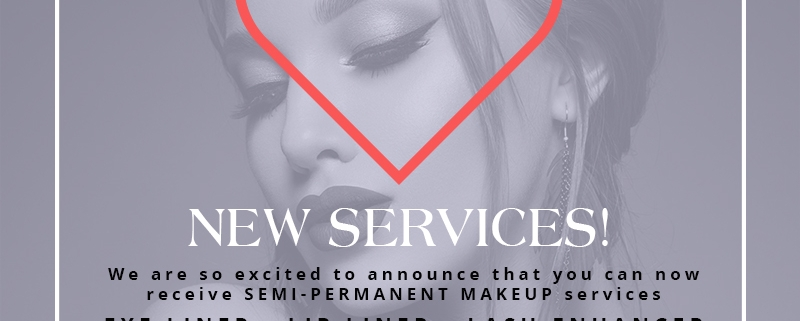 Renton WA salons with semi-permanent makeup